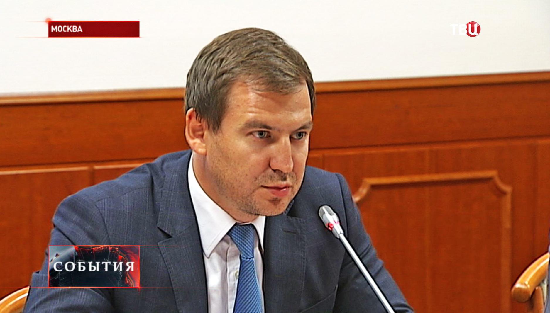 Начальник главного контрольного управления города Москвы