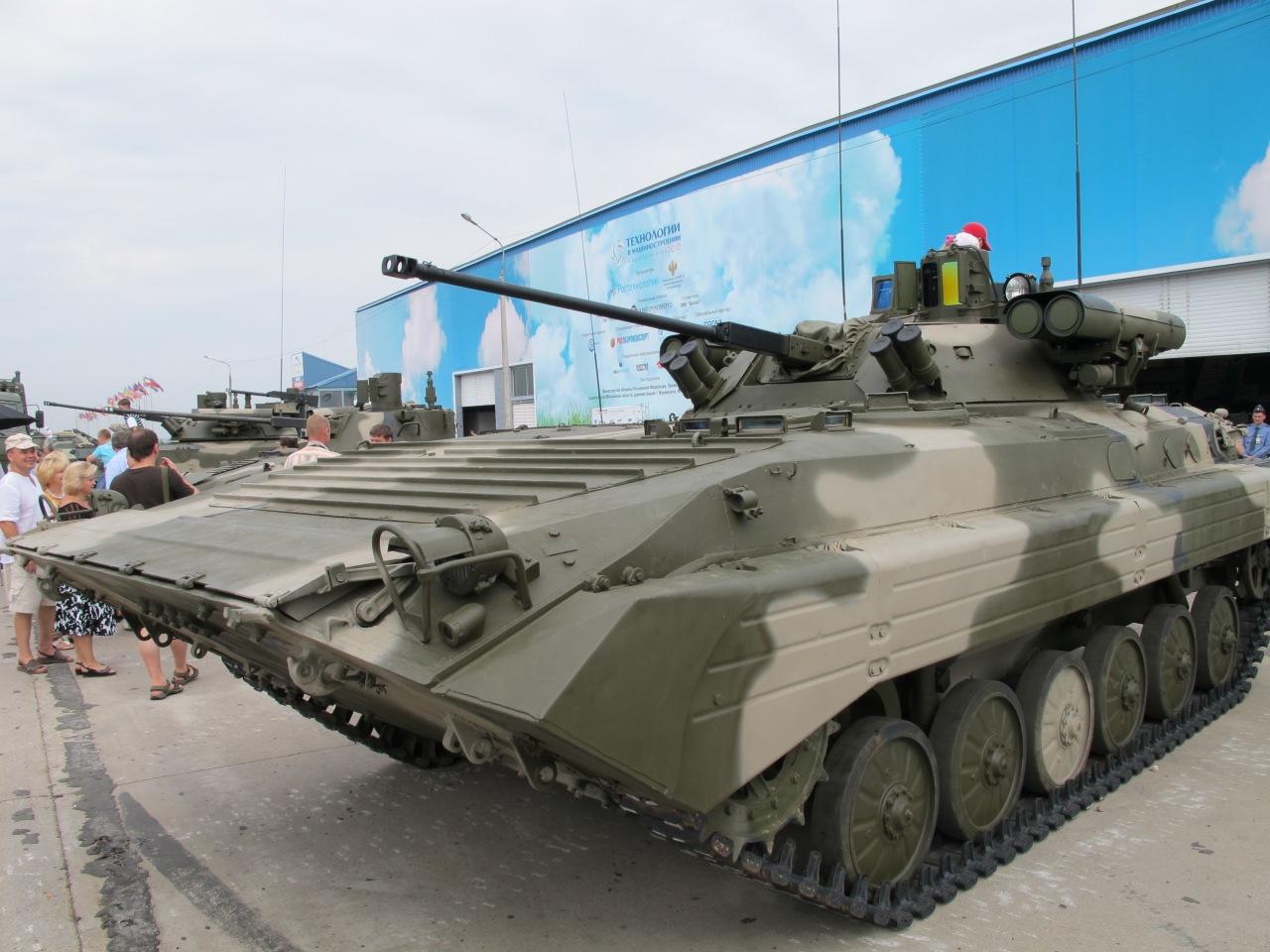 """Международная выставка вооружения """"Оборонэкспо- 2014"""""""
