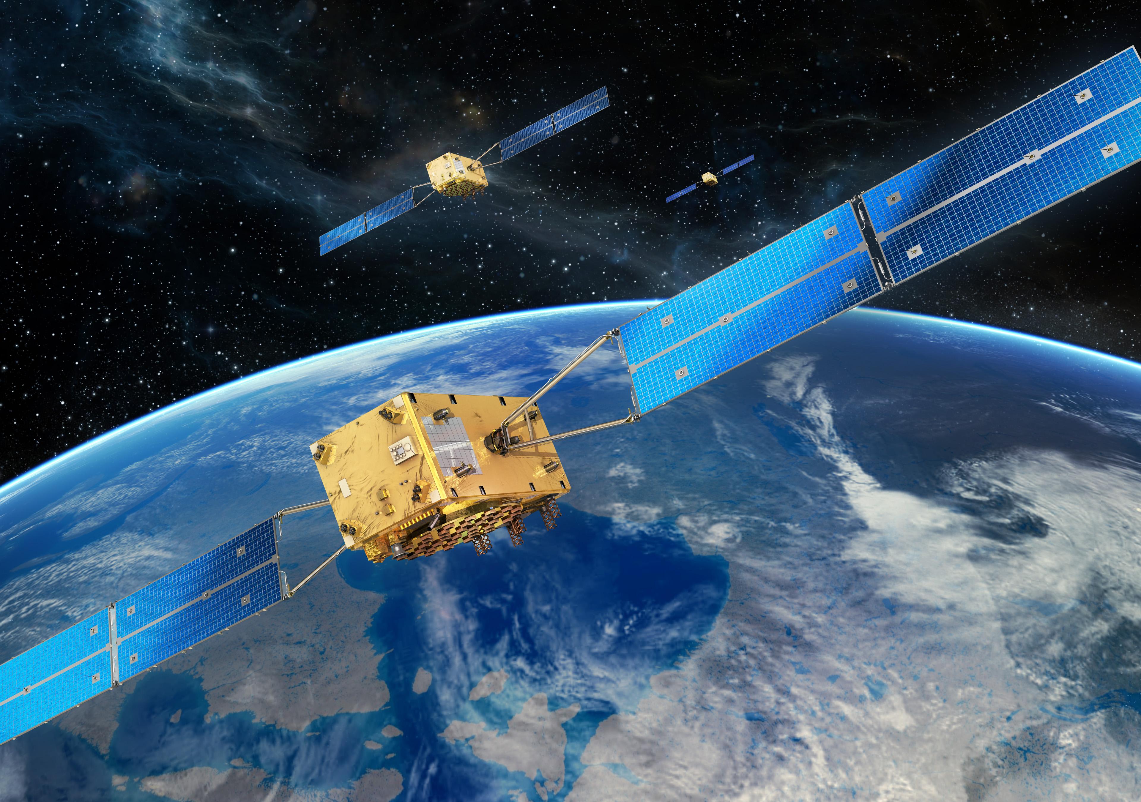 минитрактор спутниковая система картинки начала