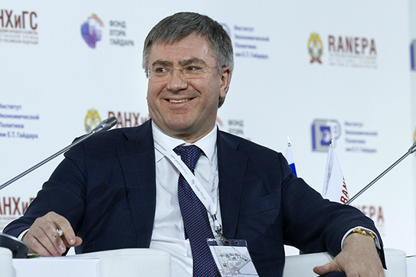 Замглавы Ростуризма Дмитрий Амунц