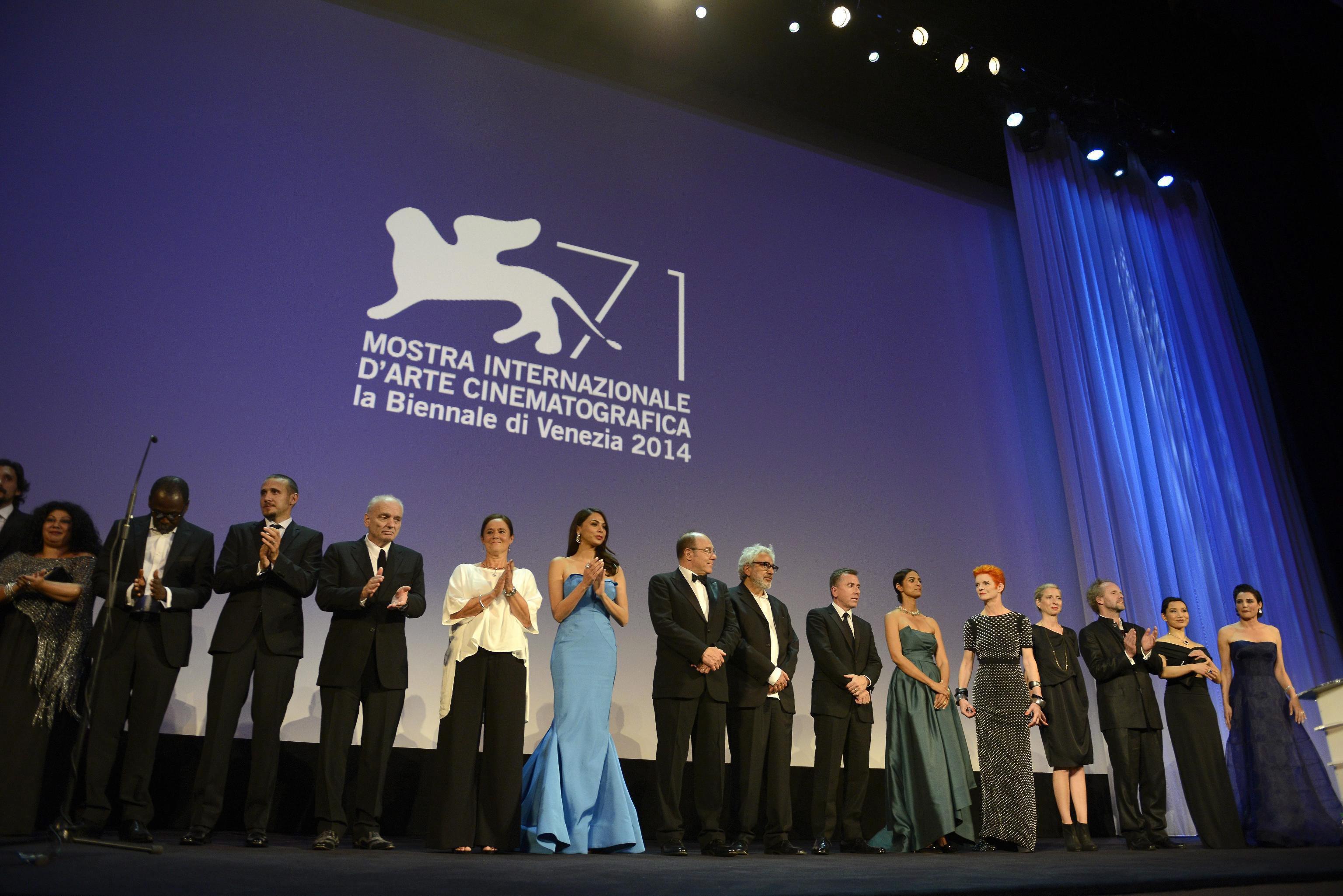 Церемония открытия Венецианского кинофестиваля