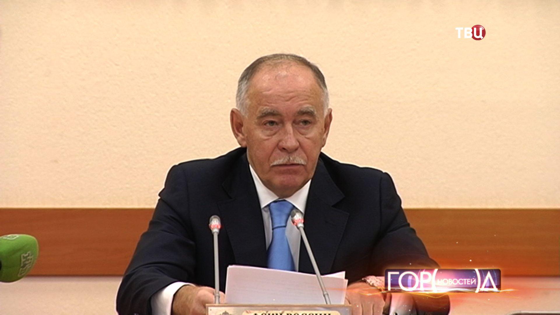 Директор Федеральной службы Российской Федерации по контролю за оборотом наркотиков Виктор Иванов