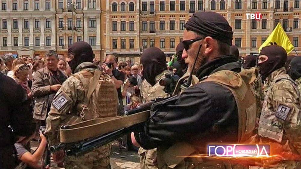 "Наемники батальона ""Азов"""
