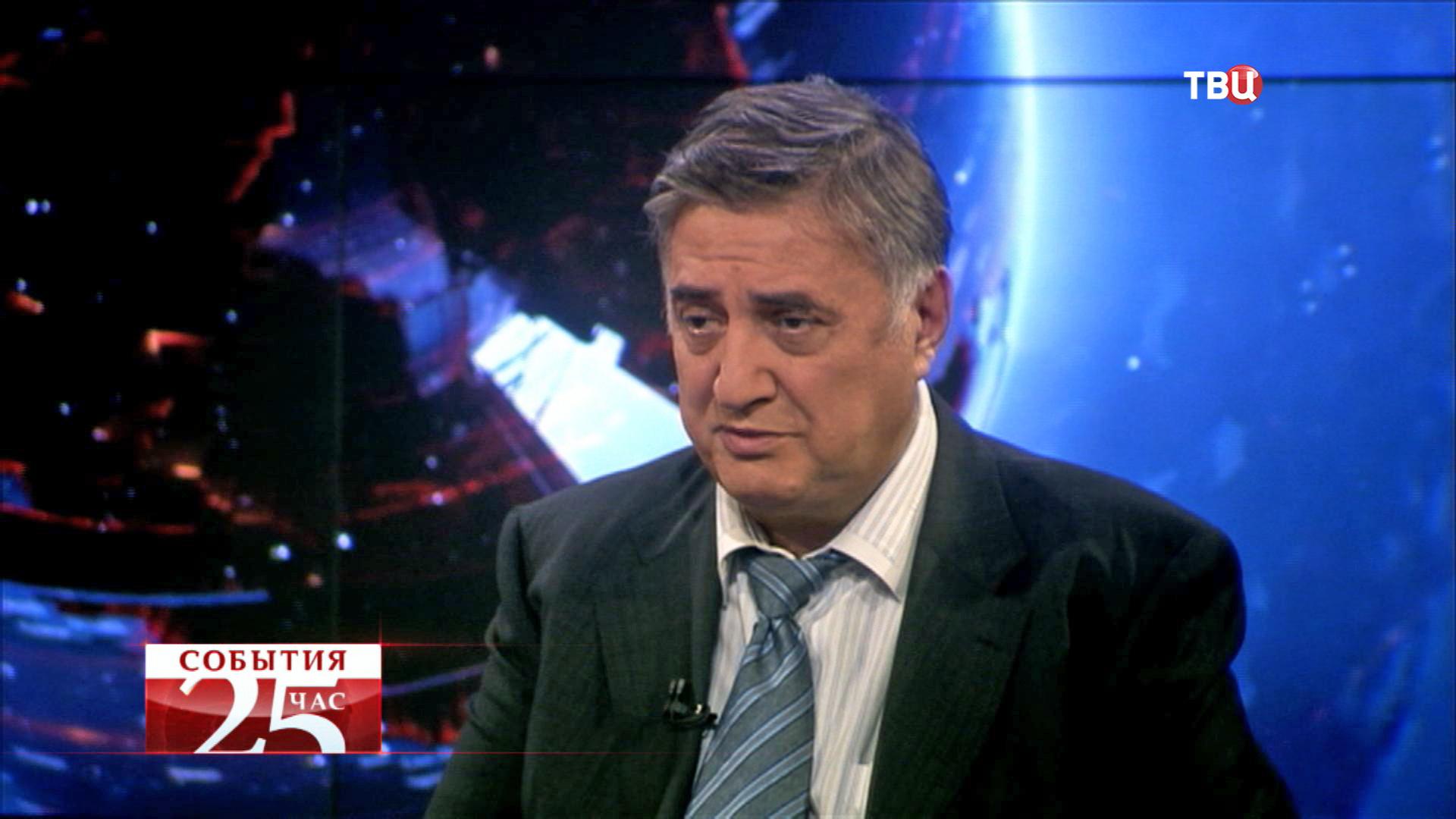 Директор центра изучения стран Ближнего Востока и Центральной Азии Семён Багдасаров