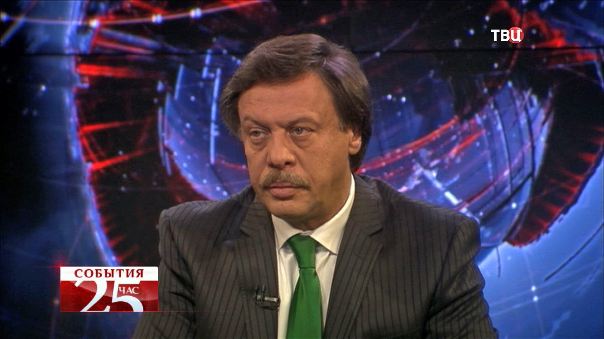 Глава общественного штаба по наблюдению за выборами в Мосгордуму Михаил Барщевский
