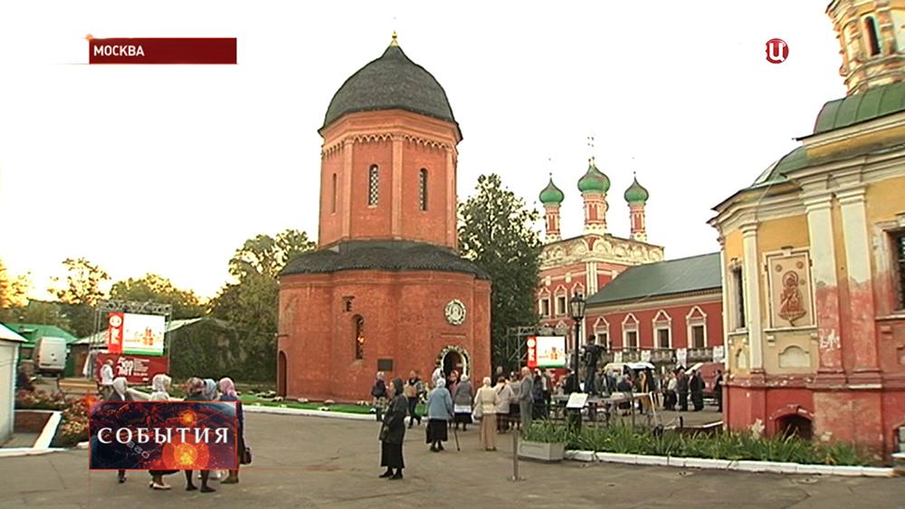 Храм в честь устроителя Московских земель митрополита Петра
