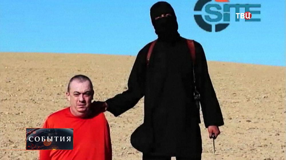 """Британец Аллан Хеннинг в руках террористов движения """"Исламское государство"""""""
