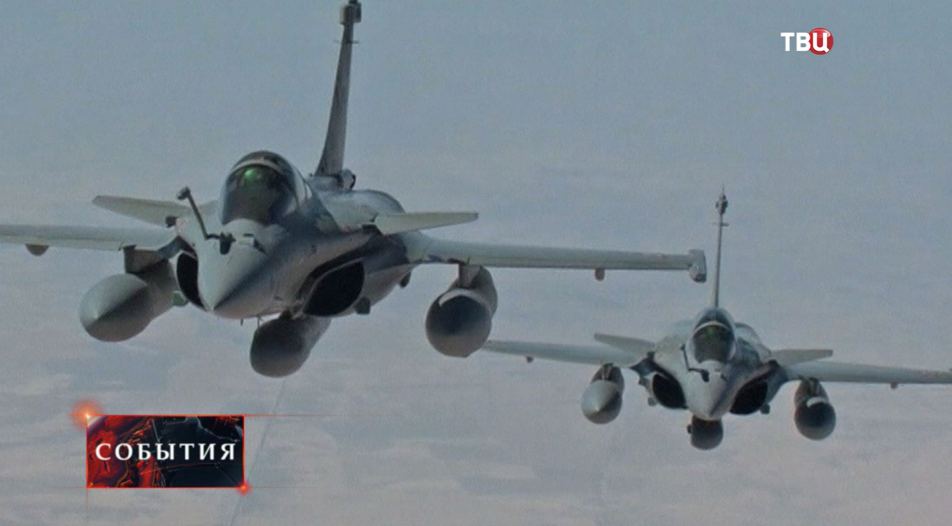 Американские истребители F/A-18C Hornet
