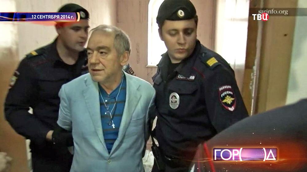 Предприниматель Левон Айрапетян в суде