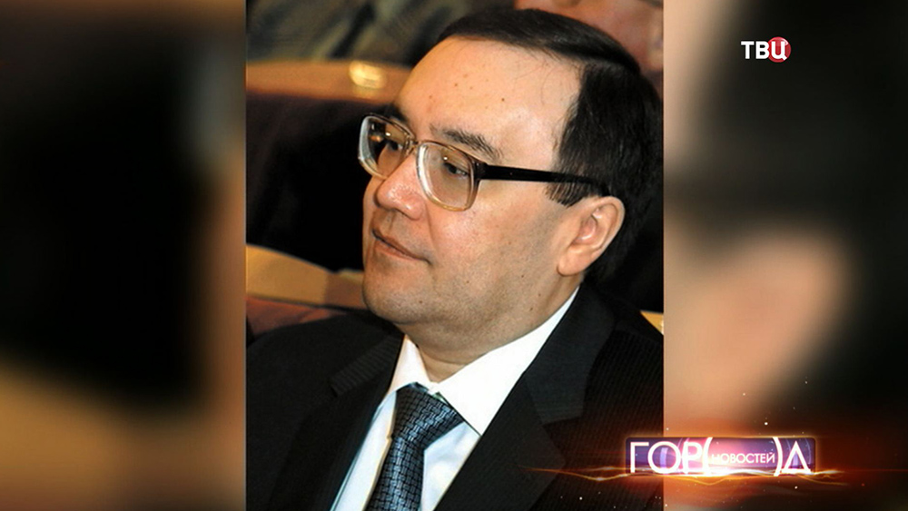 Сын бывшего президента Башкирии - Урал Рахимов