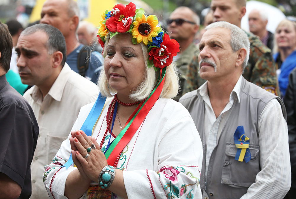 Общественное Вече в Киеве