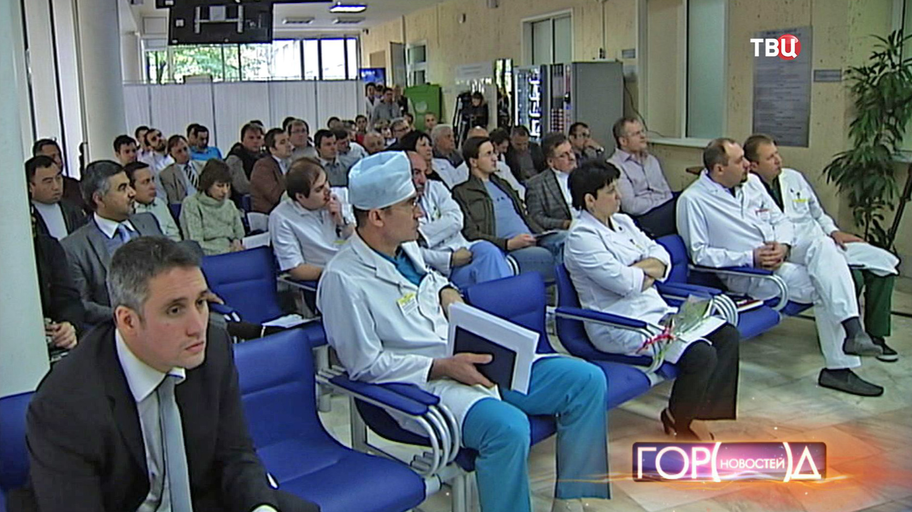 Мастер-класс для московских врачей