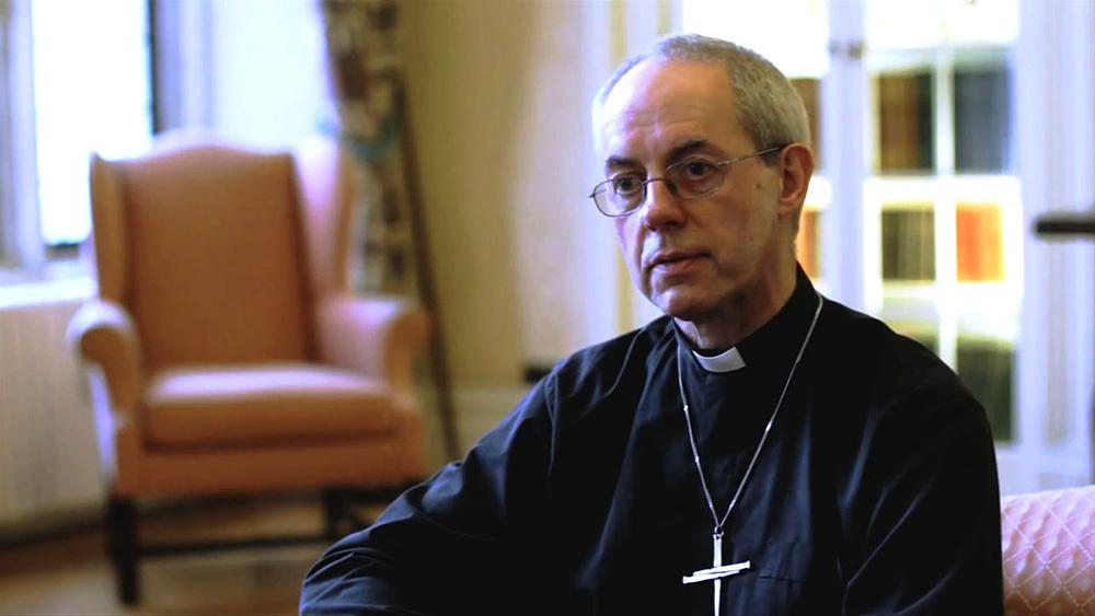 Глава Англиканской церкви архиепископ Кеетерберийский Джастин Уэлби