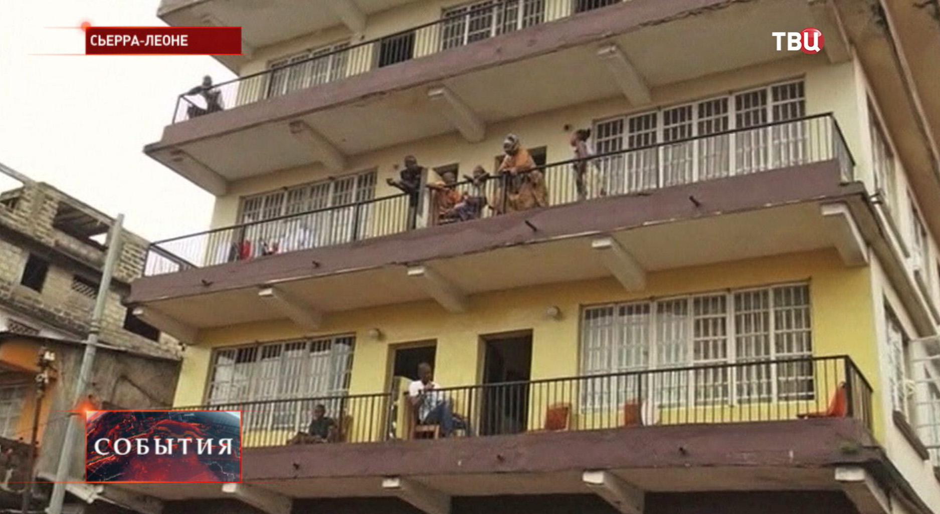 В Сьерра-Леоне выявлены новые случаи заболевания лихорадкой Эбола