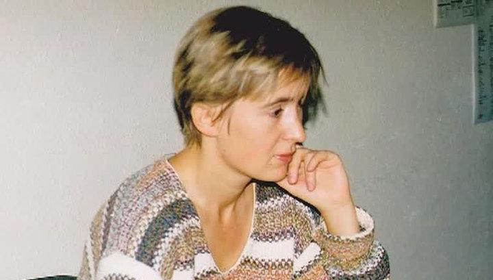 Крымская журналистка Анна Мухова