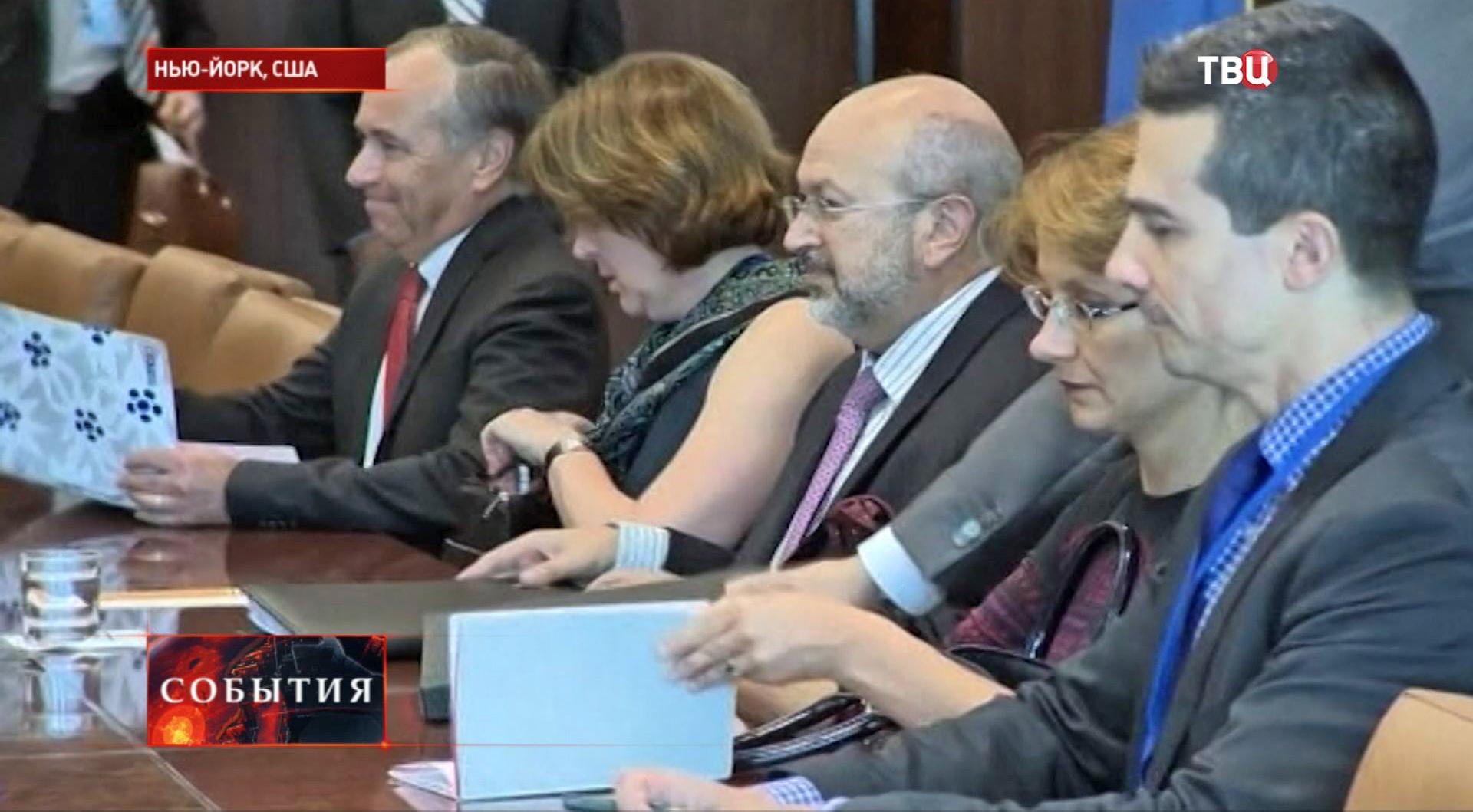 Наблюдатели ОБСЕ в США