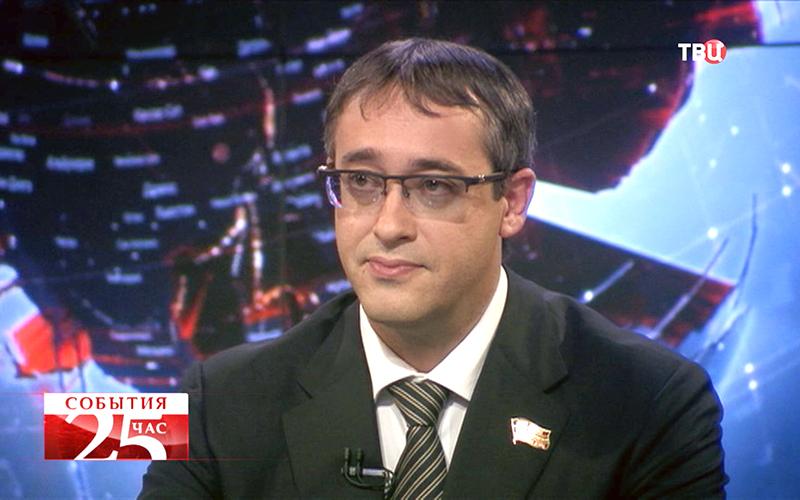 Алексей Шапошников, председатель Московской городской Думы