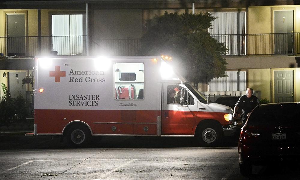 Госпитализация американца с симптомами лихорадки Эболы