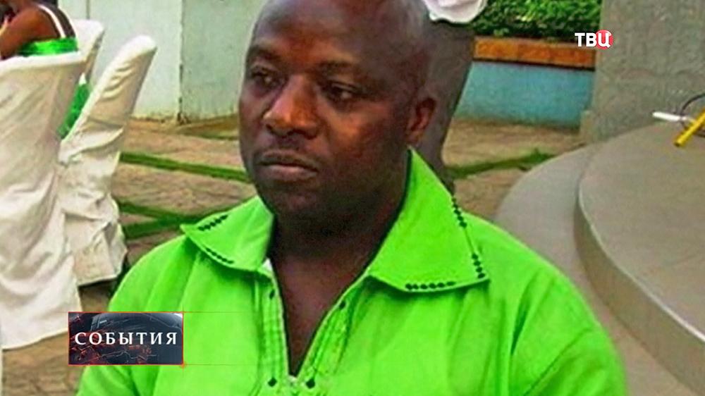 Заболевший лихорадкой Эбола американец Томас Эрик Дункан