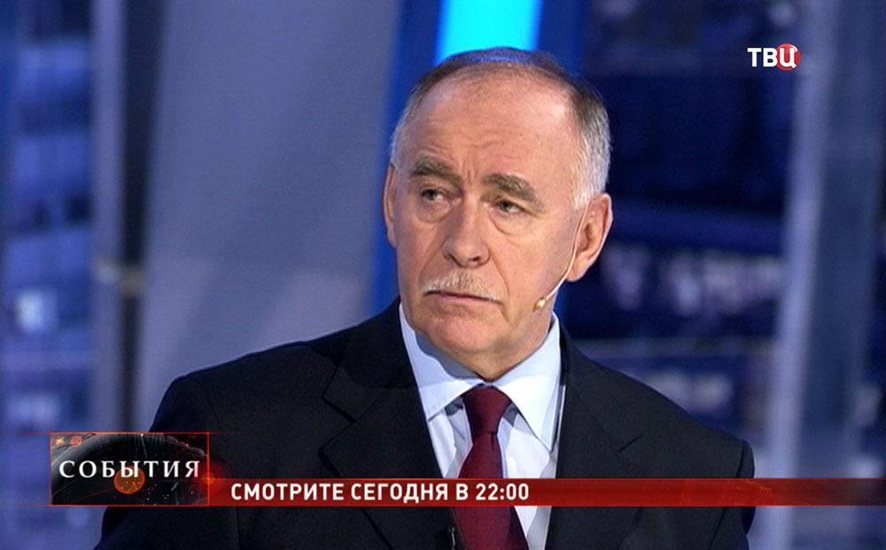 Директор Федеральной службы РФ по контролю за оборотом наркотиков Виктор Иванов