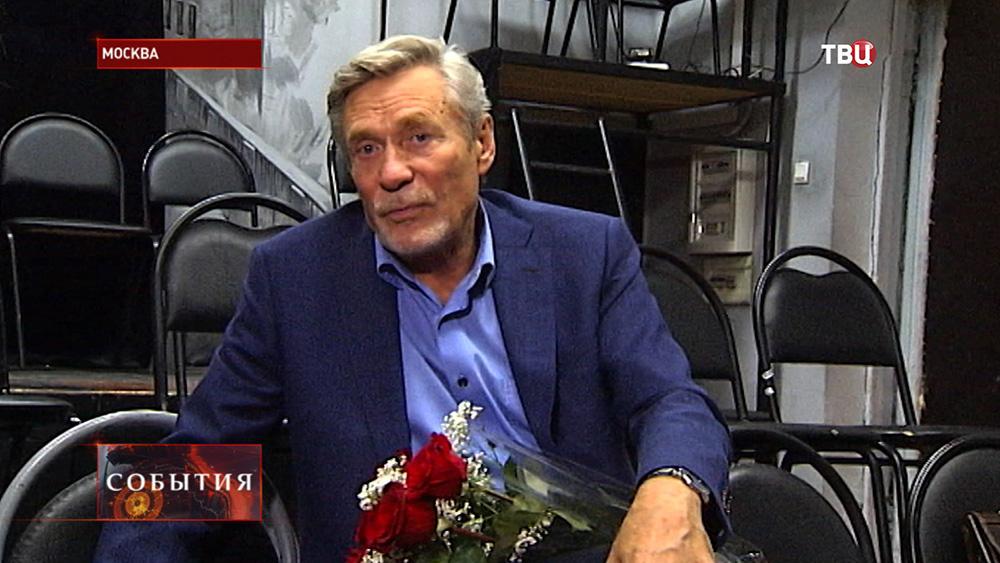 Народный артист Александр Михайлов