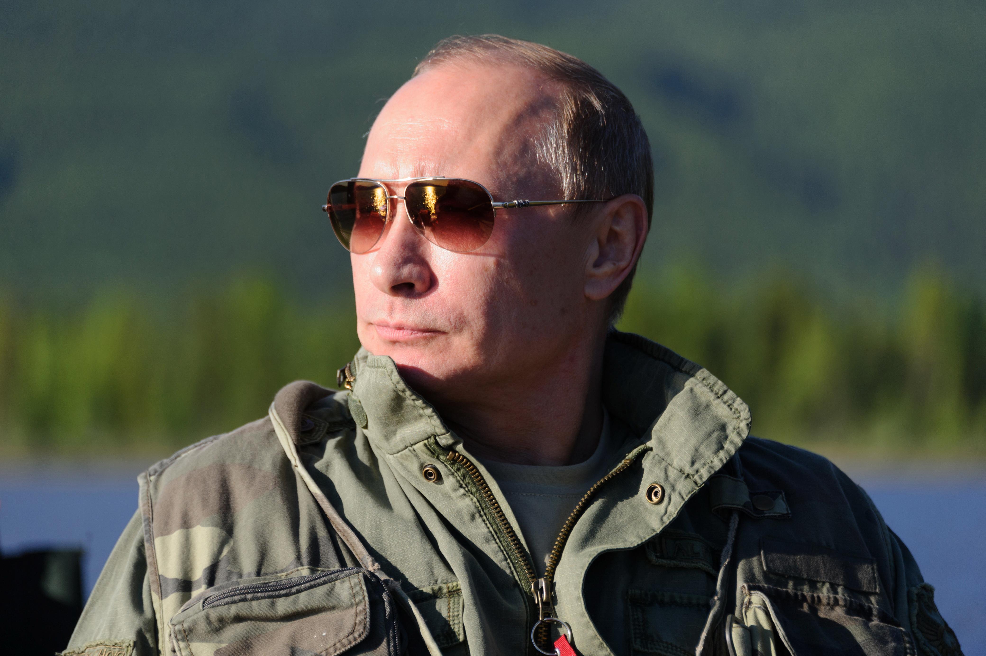 Путин отпразднует день рождения в тайге :: Новости :: ТВ Центр