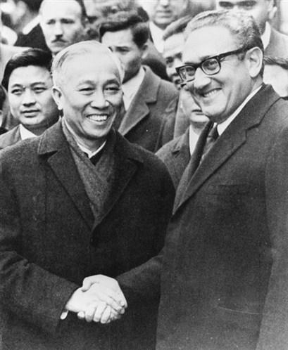Политический деятель Северного Вьетнама Ле Дык Тхо