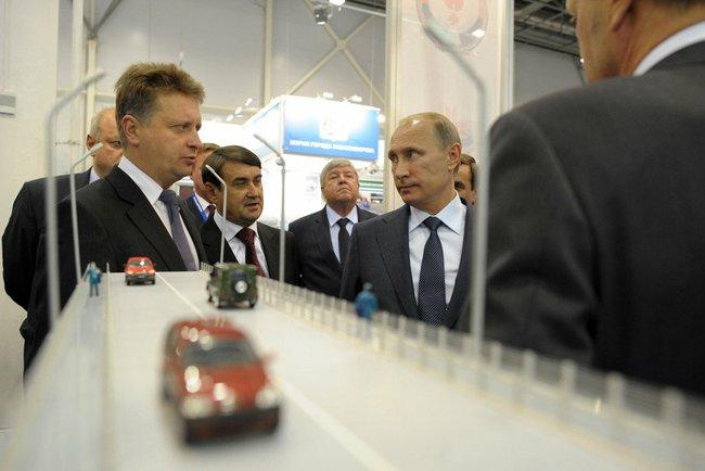 Владимир Путин недоволен качеством российских дорог