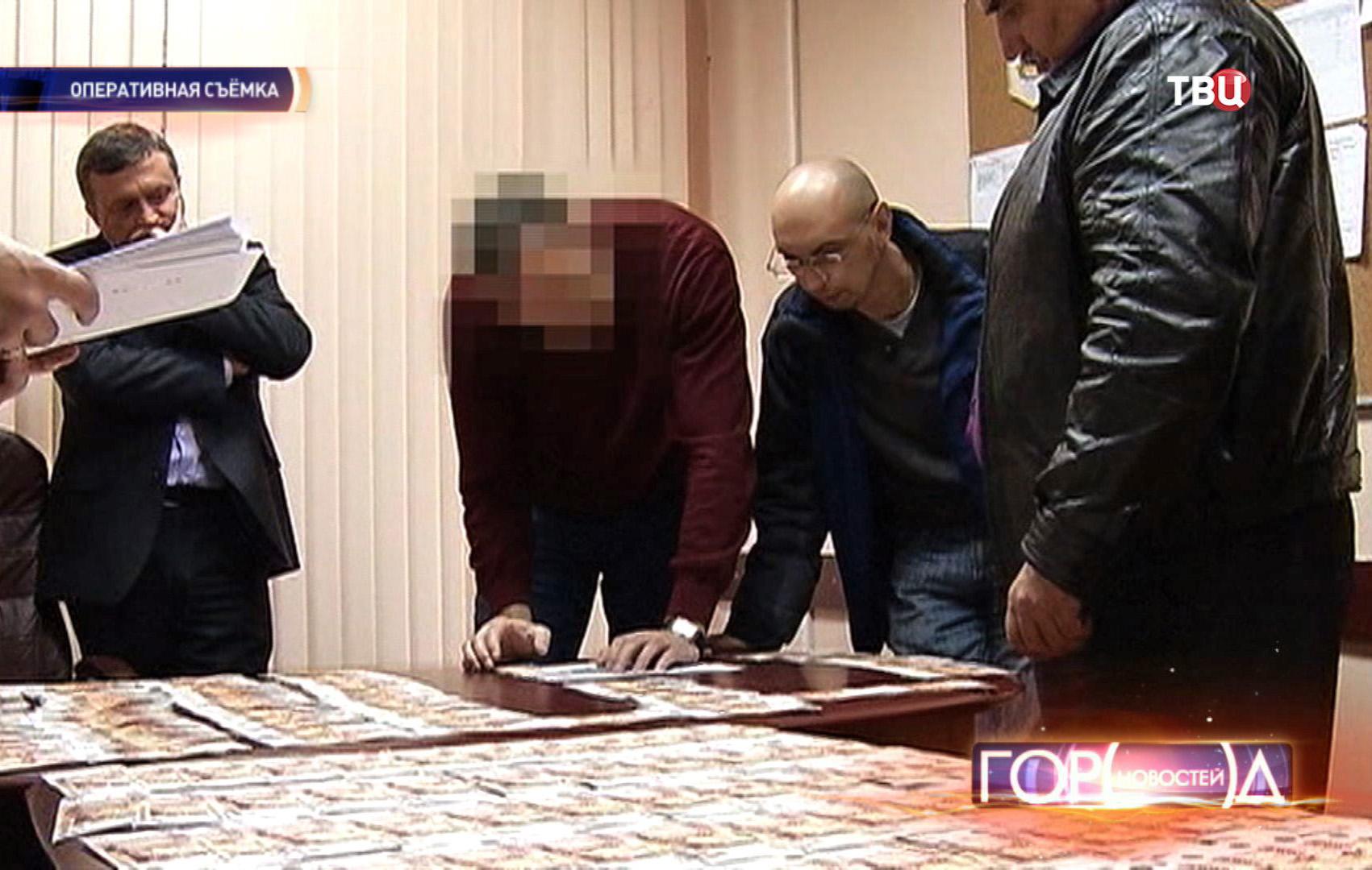 """Задержание руководителя ГБУ """"Жилищник"""" по району Раменки"""