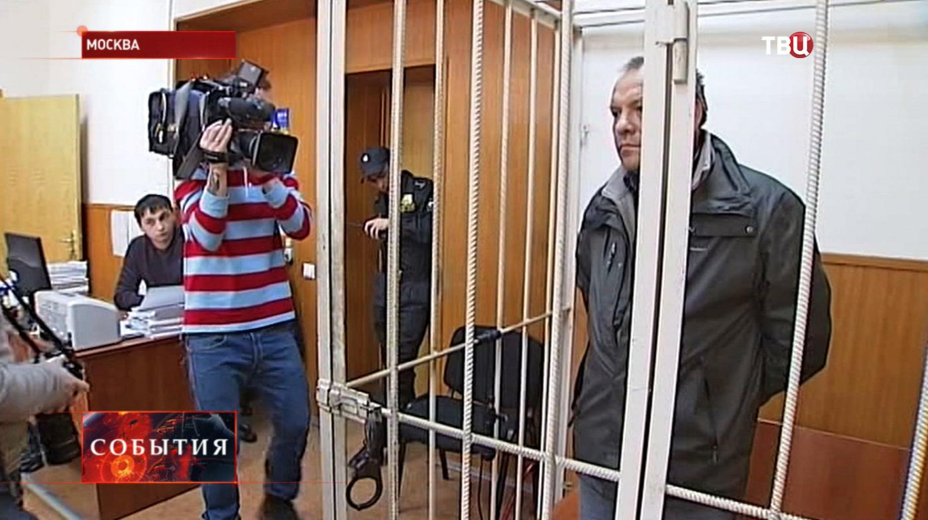 """Диспетчер аэропорта """"Внуково"""" Александр Круглов в суде"""