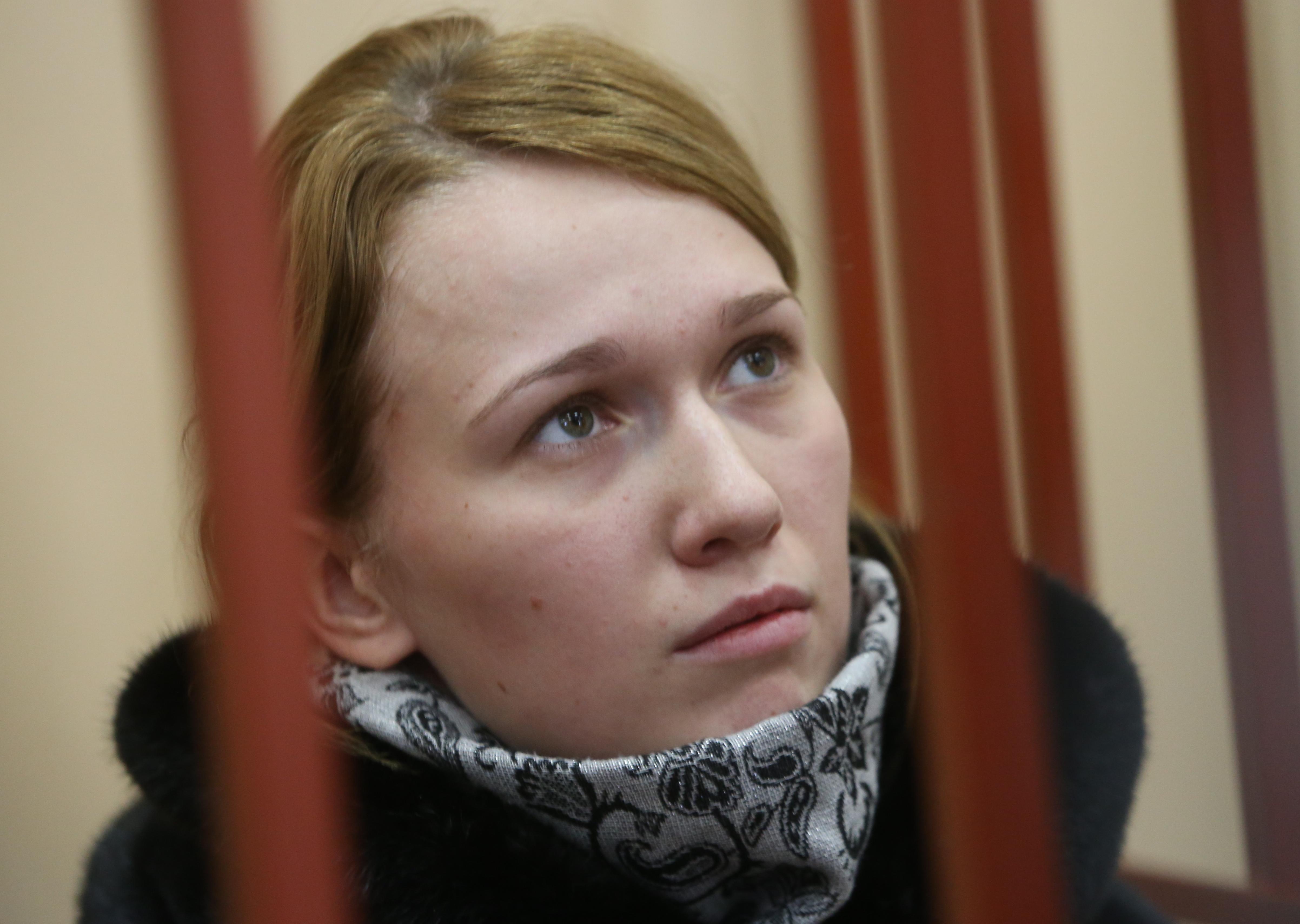 """Диспетчер-стажер аэропорта """"Внуково"""" Светлана Кривсун"""