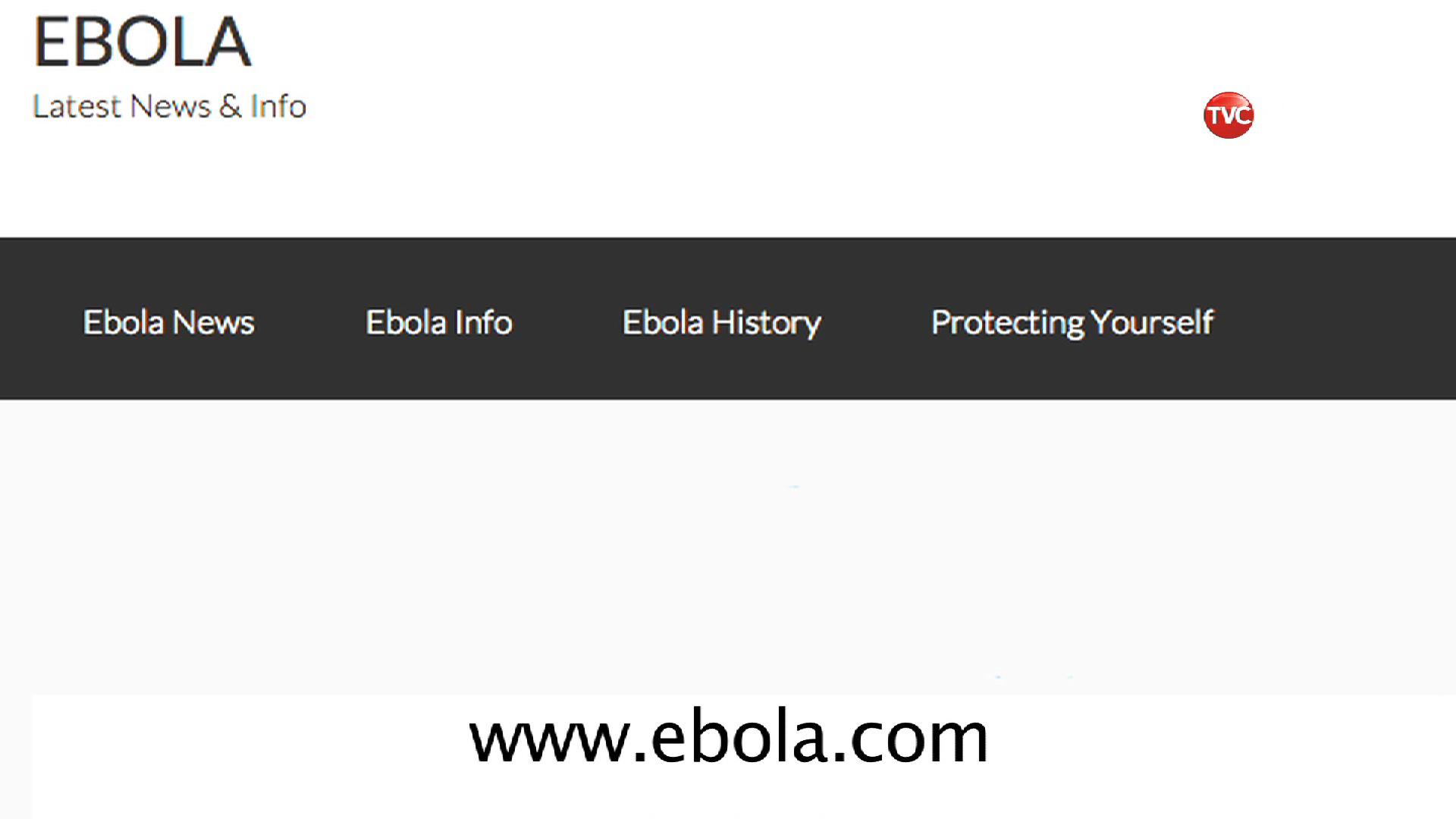 Домен Ebola.com