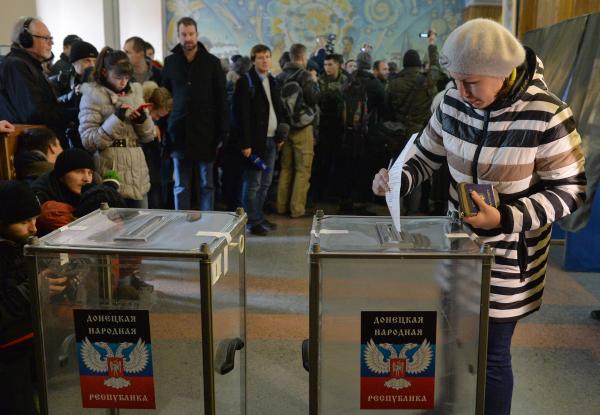 Референдум в ДНР