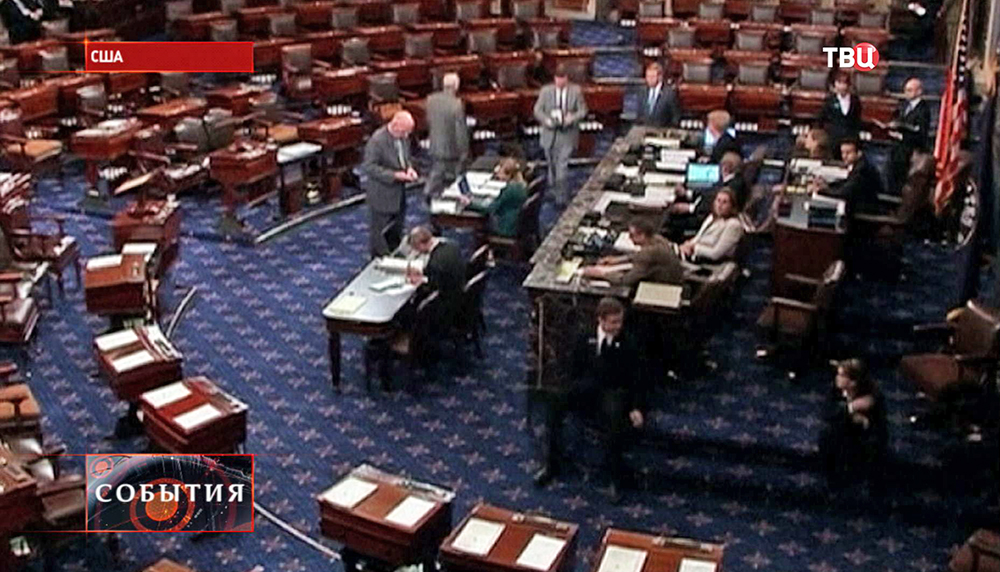 Заседание Конгресса США