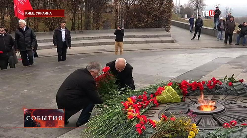 День освобождения Киева от немецко-фашистских захватчиков
