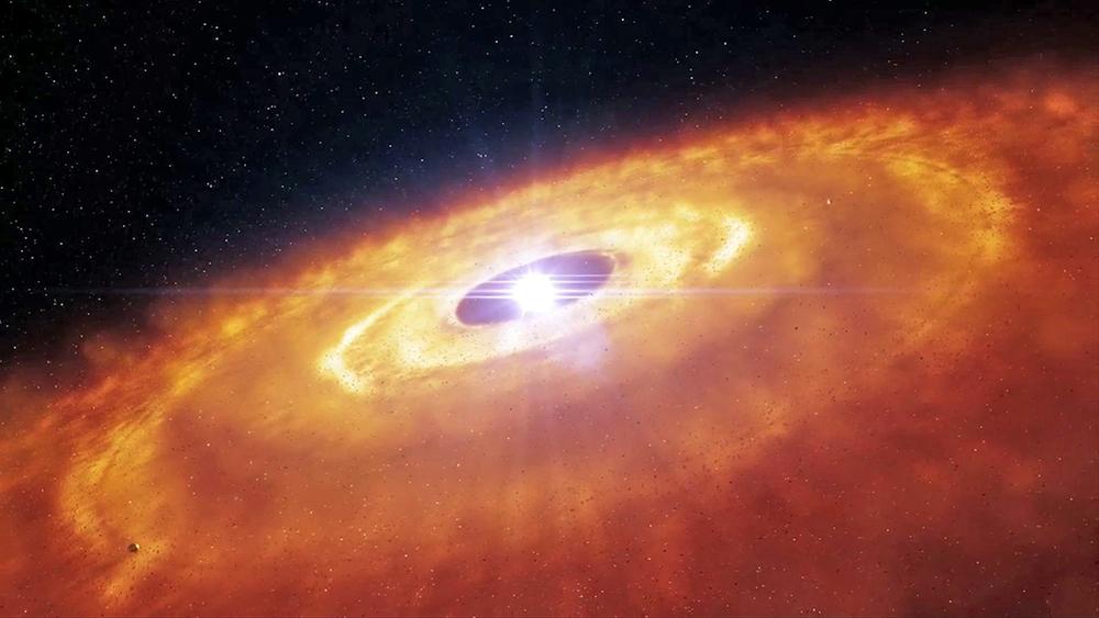 Формирование планетной системы
