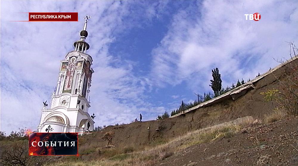 Храм Святителя Николая в Крыму