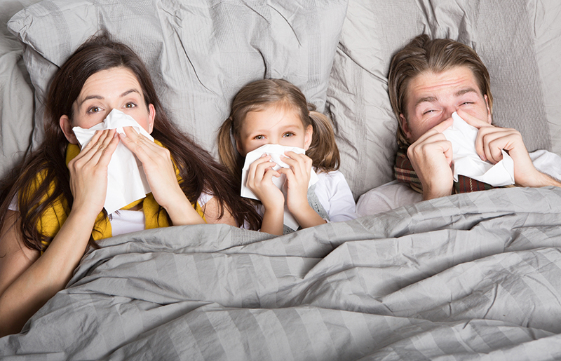 Семейная простуда