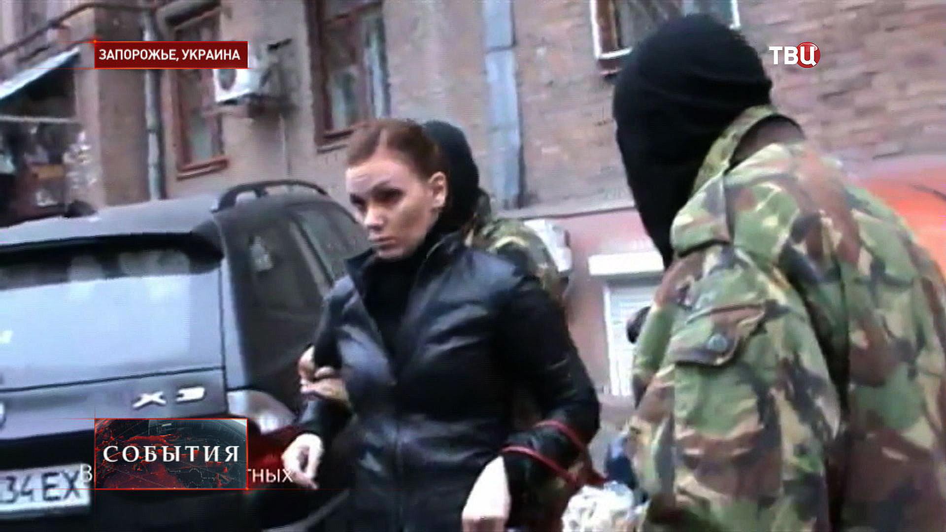 Бывшая глава управления внутренней политики горсовета Запорожья Ирина Комиссар