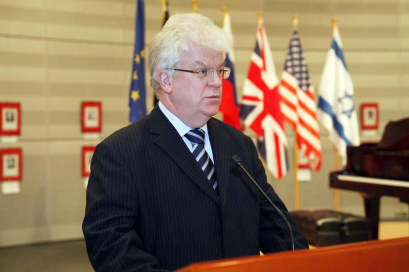 Постпред России в ЕС Владимир Чижов