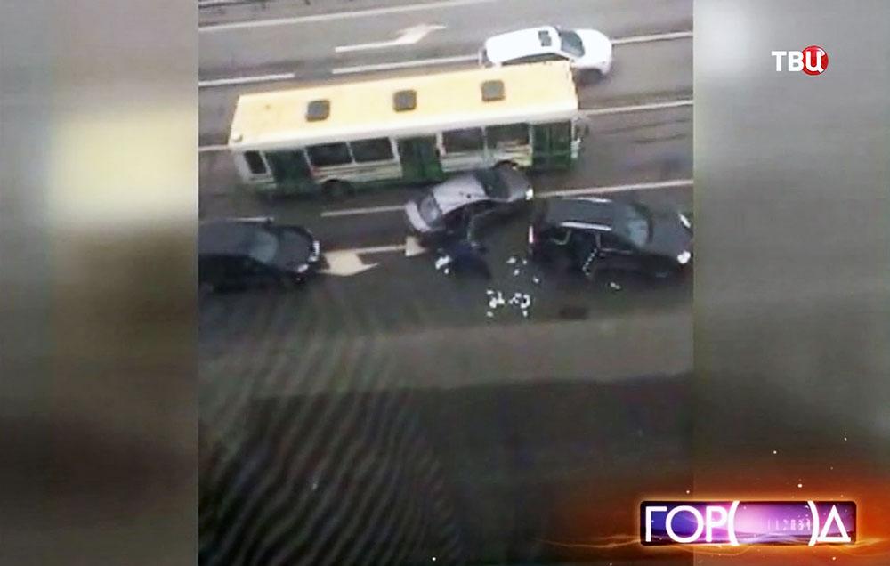 Ограбление в Москве