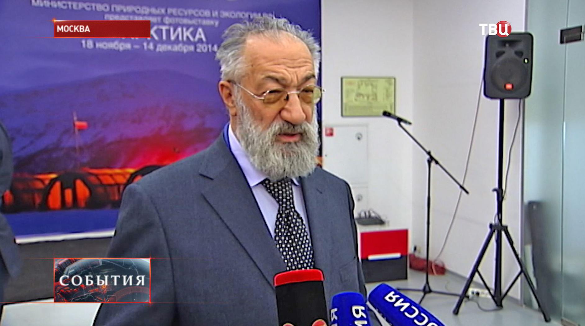 Член Совета Федерации ФС РФ Артур Чилингаров