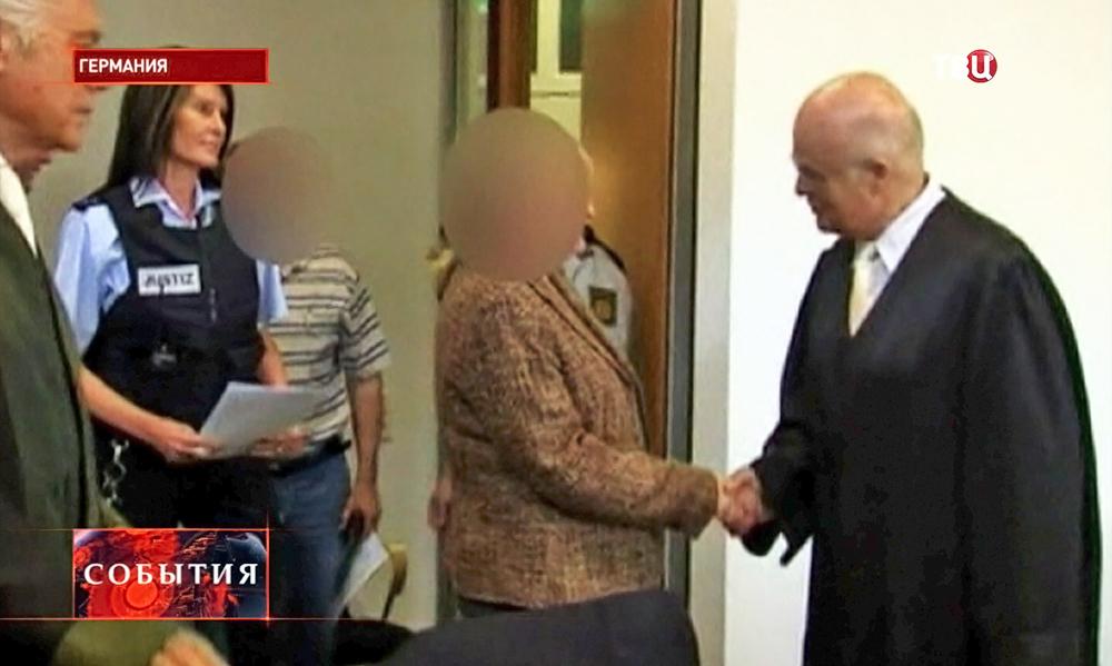 Суд Германии освободил осуждённую за шпионаж в пользу России Хайдрун Аншлаг