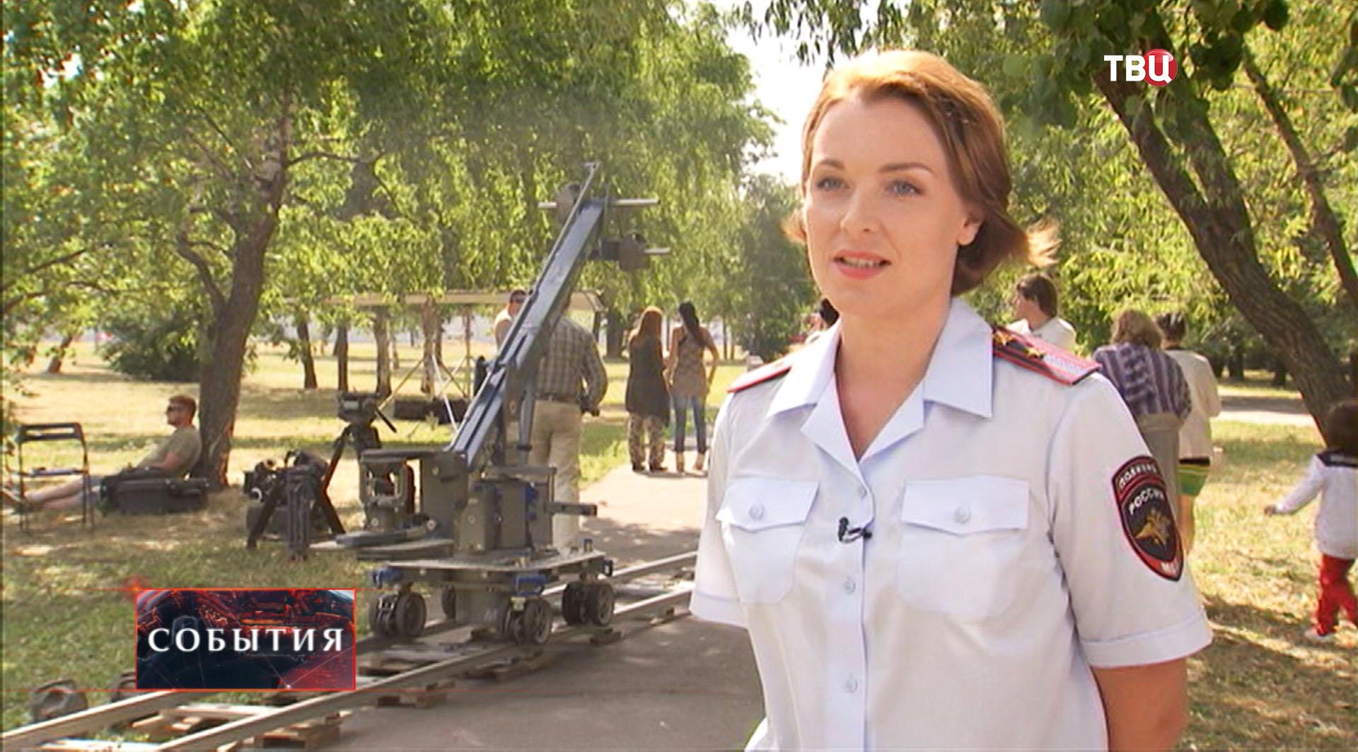 Актриса Светлана Антонова