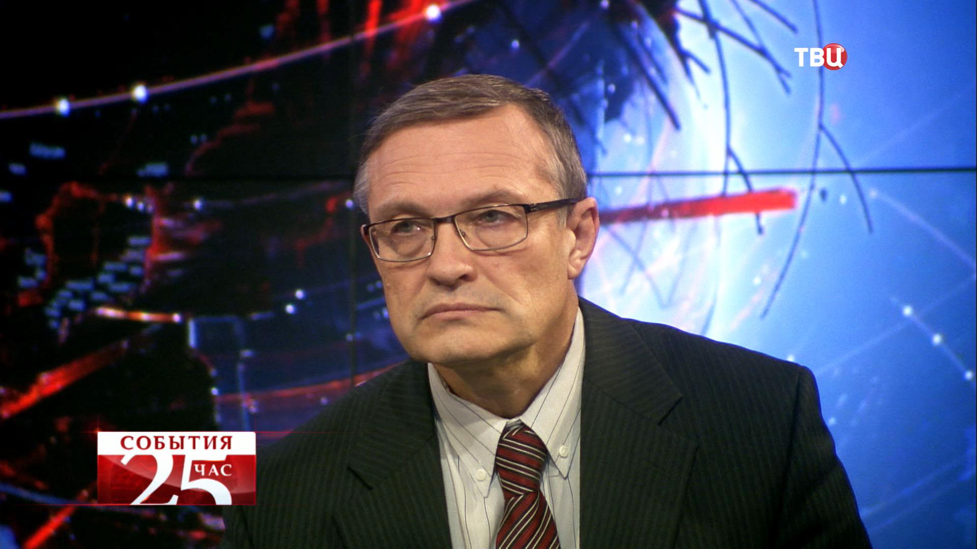 Андрей Колганов - доктор экономических наук, заведующий лабораторией экономического факультета МГУ имени М.В.Ломоносова