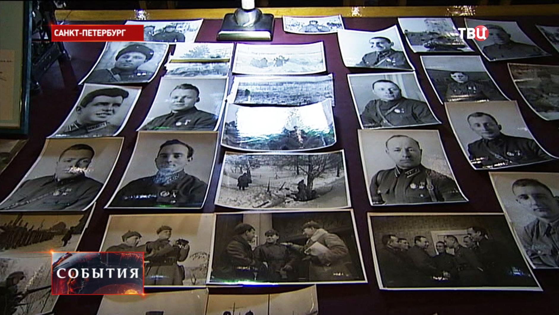 Фотографии времен советско-финской войны