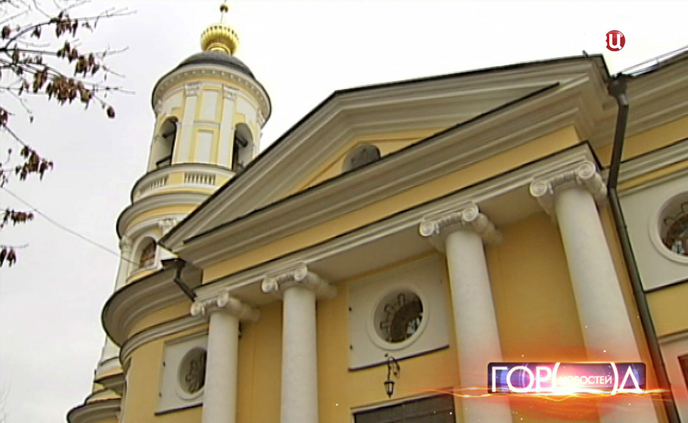 Храм после реставрации