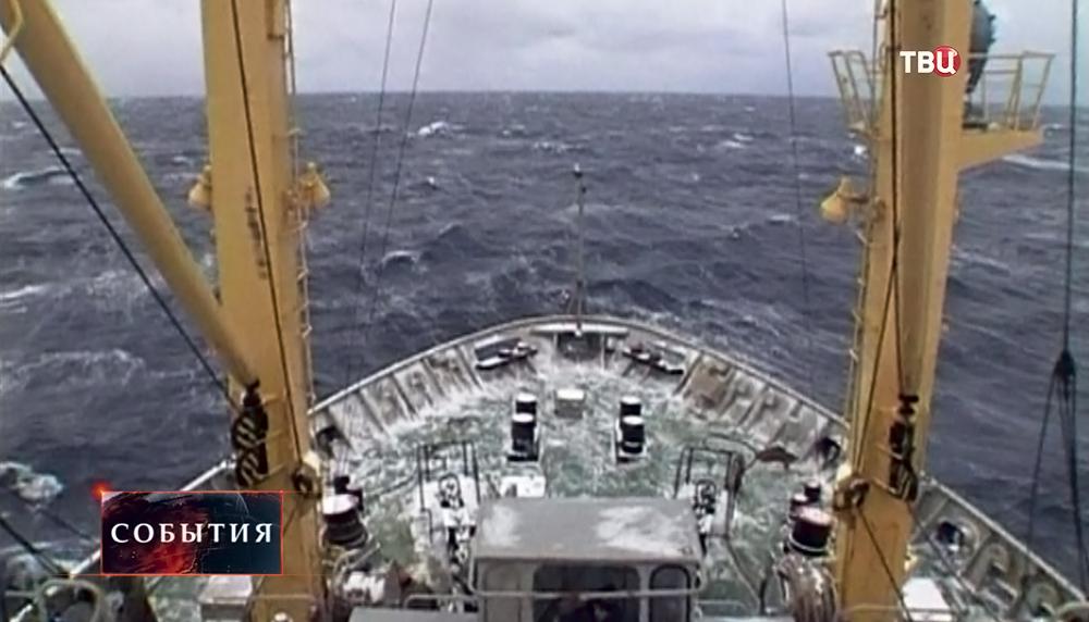 Спасательное судно