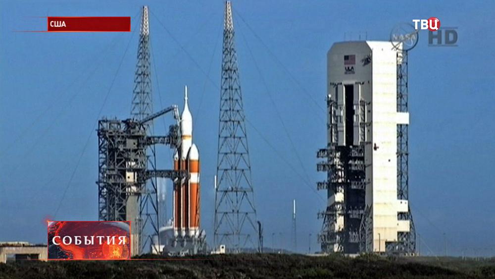 Американский космического корабля Orion