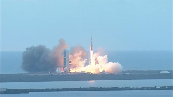 Запуск Orion
